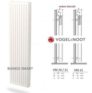 Imagine Calorifer vertical Vogel&Noot VM20x1800x300