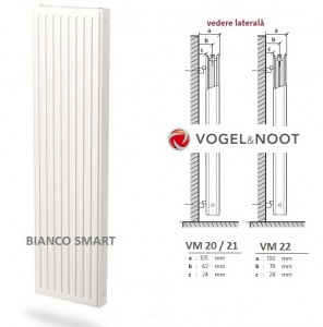 Imagine Calorifer vertical Vogel&Noot VM20x1800x450
