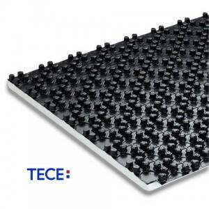 Imagine Placa cu nuturi TECEfloor SLQ 1000x500 x 23+22 mm 7.5 mp