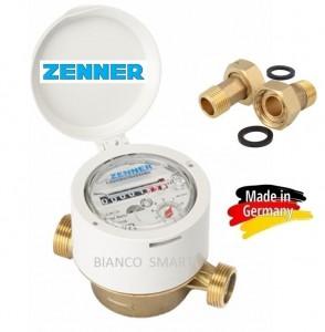 Imagine Contor de apa rece 3/4, ZENNER ETKD-M, clasa C, DN20