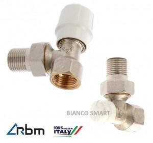 Imagine Set robineti coltar tur / retur 1/2 RBM