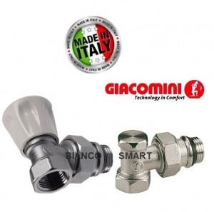 Imagine GIACOMINI set robinet colt tur si retur 1/2 G