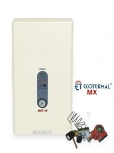 Imagine Centrala electrica Ecotermal MX 45 kw