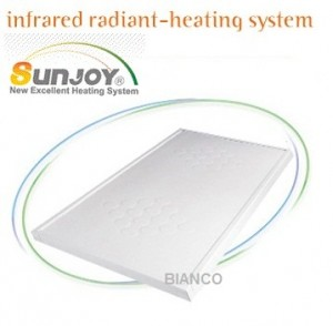 Imagine Panou radiant cu infrarosu SunJoy Nanosilver SR 5 - 578 W