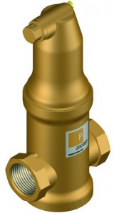 Imagine Separator pentru microbule Zeparo ZUV Vent 3/4