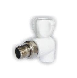 Imagine Robinet coltar pentru calorifer 20x1/2
