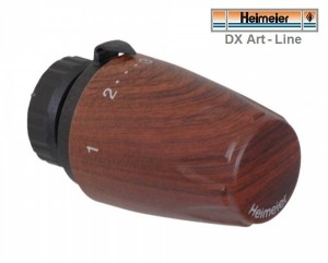 Imagine Cap termostatic Heimeier DX Art Line - Maro 6700 -16.900