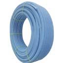 Imagine Tub flexibil albastru D 25 pentru pex de 16 mm colac 50 m