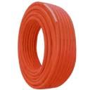 Imagine Tub flexibil rosu D 25 pentru pex de 16 mm colac 50 m
