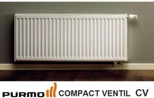 Imagine Calorifer Purmo Compact Ventil 22-450-1200