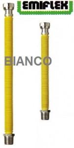 Imagine Racord extensibil gaz din inox 1/2 IE 29-52 cm
