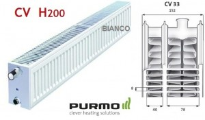 Imagine Calorifer Purmo CV 33x200x2300