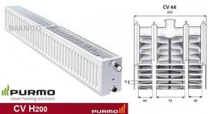 Imagine Calorifer Purmo CV 44x200x1200