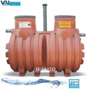 Imagine Fosa septica bicamerala 5000 litri sau 8-10 persoane
