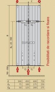 Imagine Calorifer vertical Purmo VR20/1950/750