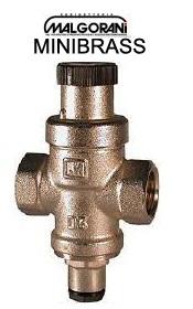 Imagine Reductor de presiune apa Malgorani Minibrass 3/4