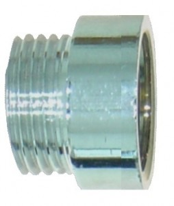 Imagine Prelungitor cromat 1/2 x 10 mm