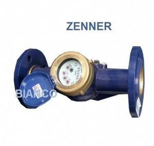 Imagine Apometru apa rece Zenner MNK cls.B cu mecanism umed DN50 cu flansa