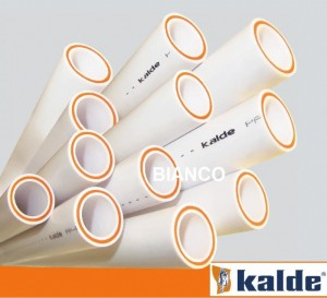 Imagine Teava PPR cu insertie de fibra compozita 40 mm PN 20 Kalde