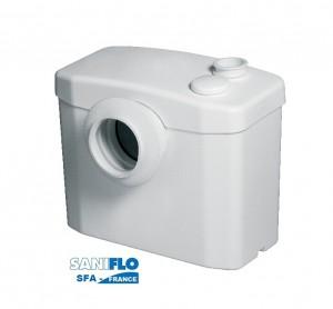 Imagine Pompa pentru ape uzate SaniFLO Silence - WC