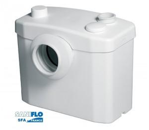 Imagine Pompa pentru ape uzate SaniTOP Silence - WC si lavoar