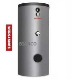 Imagine Boiler 1000 litri Sunsystem SN V S1 vertical cu o serpentina