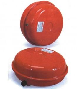 Imagine Vas de expansiune ERP plat 8 litri