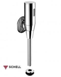 Imagine Baterie pisoar cu infrarosu Schell SCHELLTRONIC