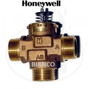 Imagine Vana cu 3 cai Honeywell seria VCZMG filet exterior 3/4