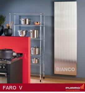 Imagine Calorifer decorativ Purmo FARO V 22x1950x600