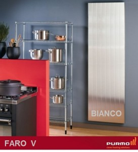 Imagine Calorifer decorativ Purmo FARO V 22x2100x300