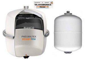 Imagine Vas de expansiune Pneumatex Streamline 18 litri