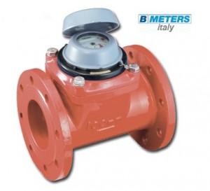 Imagine Apometru apa calda DN50 tip Woltmann WDE-K30 cl.B cu flansa