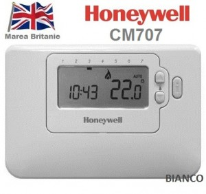 Imagine Termostat de ambient programabil Honeywell CM707