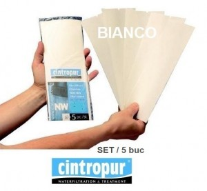 Imagine Mansoane filtrante 10 microni Cintropur NW 32 - set 5 bucati
