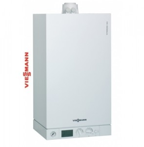 Imagine Centrala termica Viessmann Vitodens 100W Combi - 35 kW