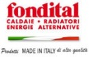 Calorifere din aluminiu pentru  baie Fondital ITALIA