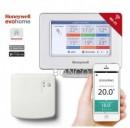 Foto Termostat Honeywell EvoHOME WiFi pentru controlul centralei termice