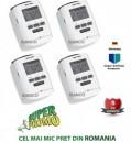 Foto SET 4 bucati - Cap termostatic electronic Jurgen Schlosser