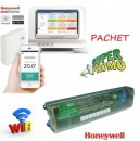 Foto PACHET Honeywell EvoHOME WiFi si HCC80