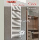 Foto Calorifer din aluminiu pentru baie Fondital COOL 550x1160