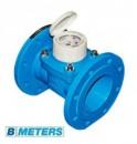 Foto Contor industrial de apa rece cu flansa BMeters WDE-K Woltman clasa B DN65
