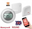 Foto Termostat de ambient WiFi Honeywell ROUND Connected