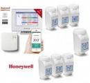 Foto Termostat Honeywell EvoHOME pentru comanda centralei si 7 calorifere