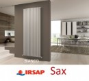 Foto Calorifer vertical Irsap SAX 880x1500