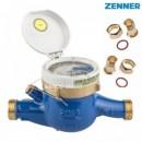 Foto Contor pentru apa rece cu mecanism umed, clasa C, Zenner MNK, DN 20 - 3/4