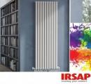Foto Calorifer vertical Irsap ELLIPSIS V 600 x 1220