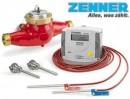 Foto Contor de energie termica DN 32 mecanic cu Multidata Zenner WR3