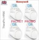 Foto Cap termostatat electronic Honeywell HR90 - PACHET PROMO